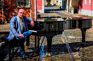 O pianista Filipe Pinto-Ribeiro