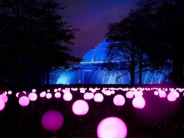 Ding dong! Christmas is coming back to Kew Gardens this year