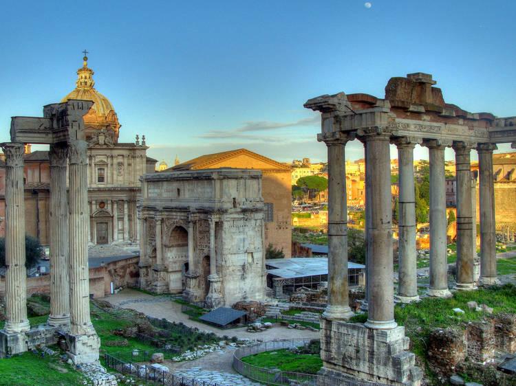 Oito óperas passadas na Roma Antiga
