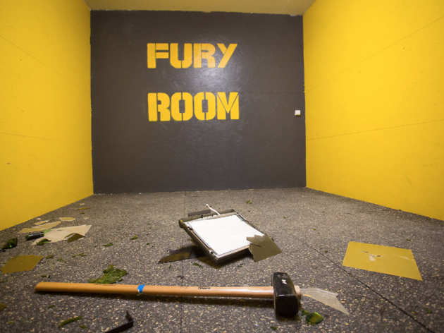 On A Teste La Fury Room Et On N A Pas Ete Convaincu