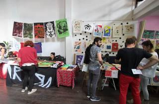 Anjos70 Art & Flea Market X-mas