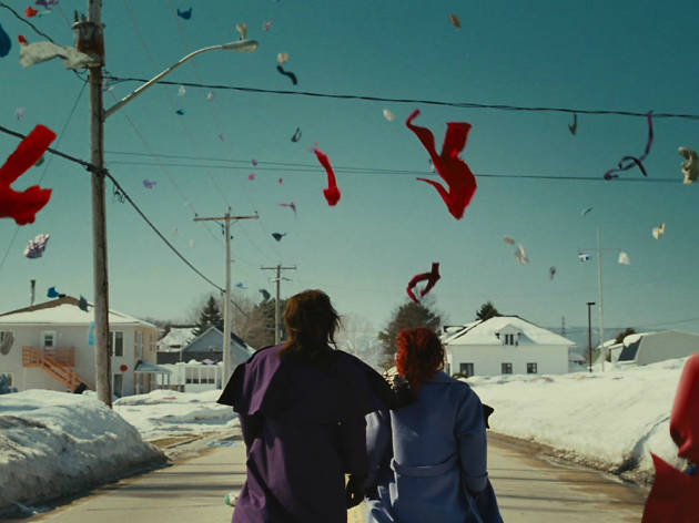 Laurence Anyways de Xavier Dolan time out gay