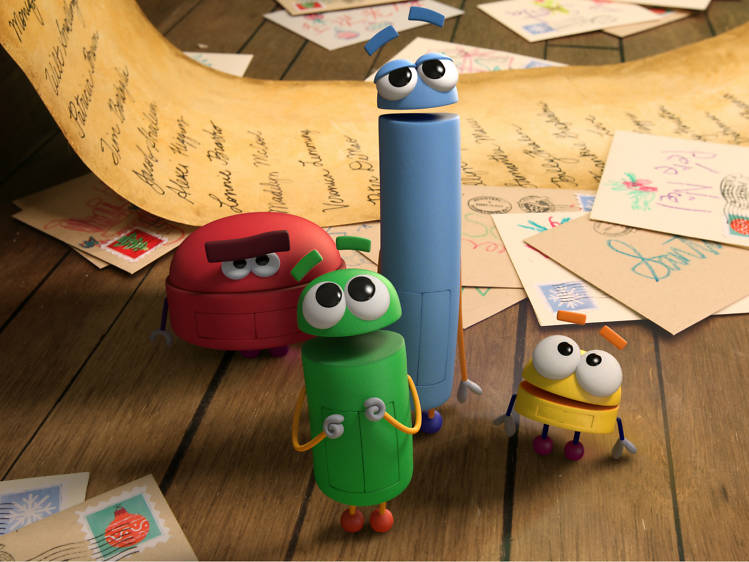Ask the StoryBots