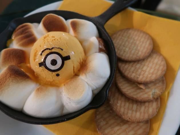 S'more & Minion's Ice Cream