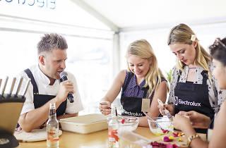 Taste of Melbourne Electrolux Chefs' Secrets