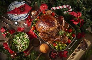 Thanksgiving, Goji