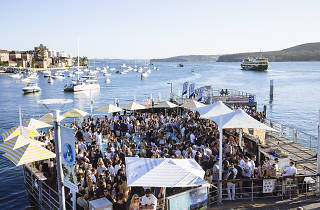 New Year's Eve at Manly Wharf Hotel