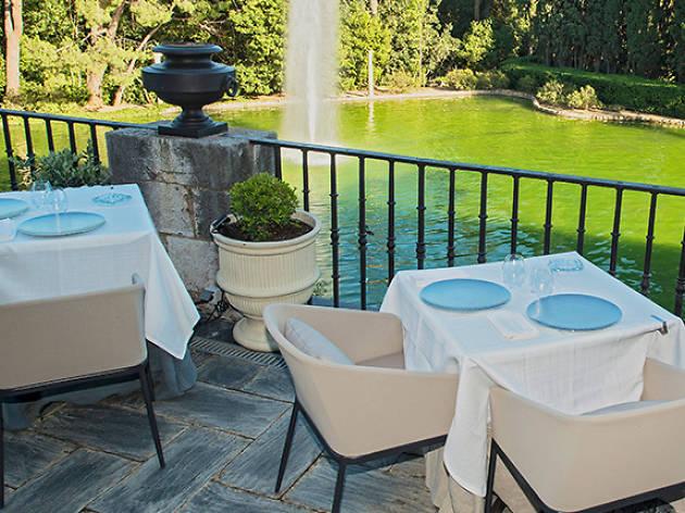 Castell de Peralada Restaurant
