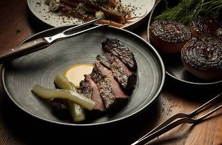 Meats dish