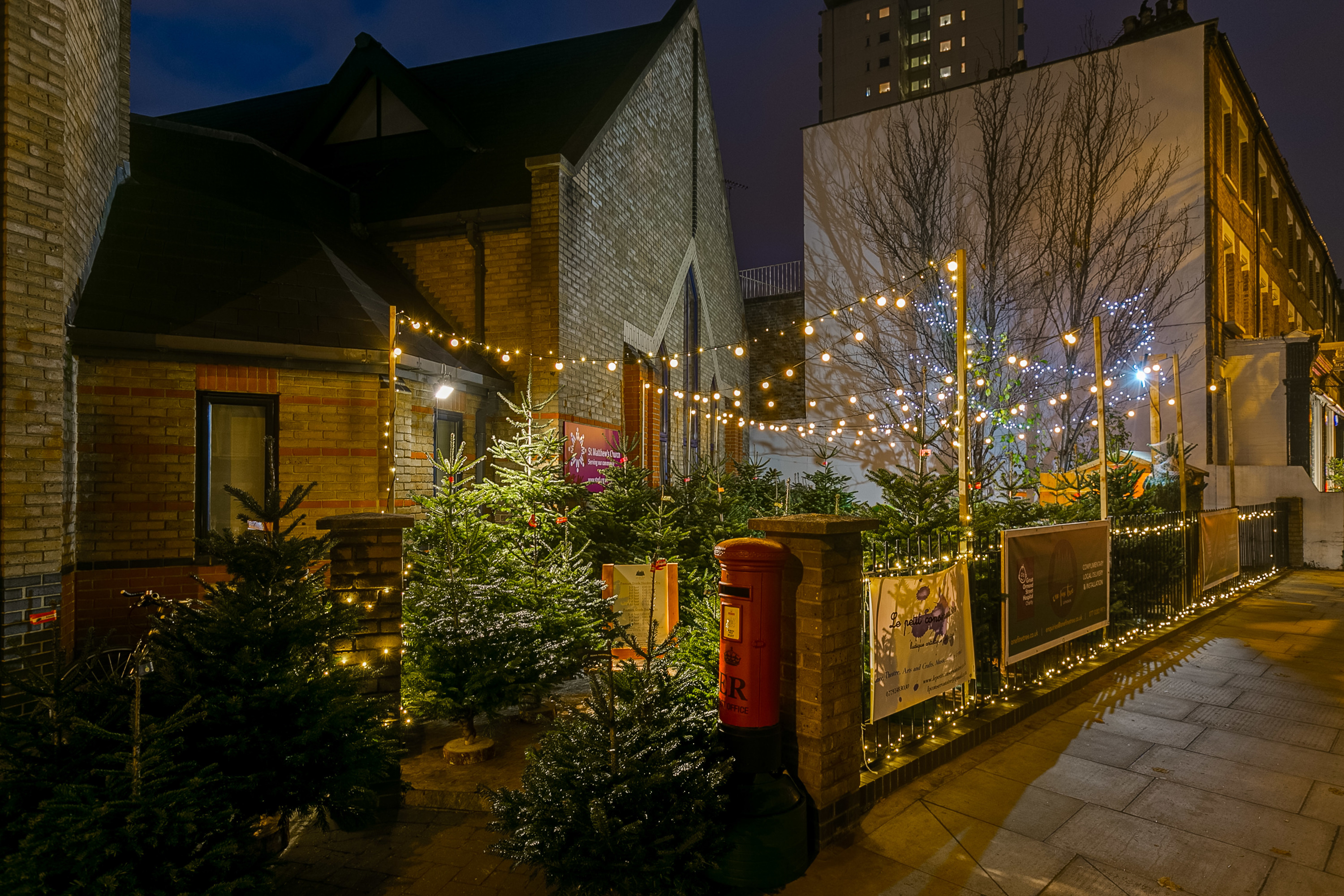 Where To Buy Christmas Trees in London | Best Christmas ...