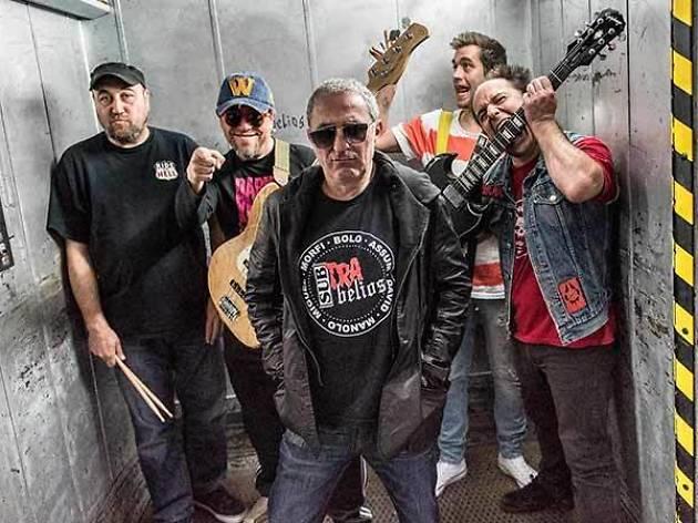 Festival Punk Rock Remember The Day 1977-2017: Marxa + Peligro + Mortimer + La Banda Trapera del Río...