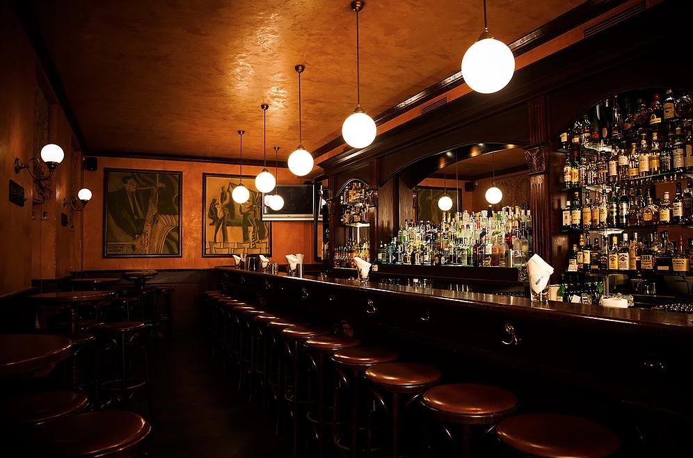 The best bars in Düsseldorf