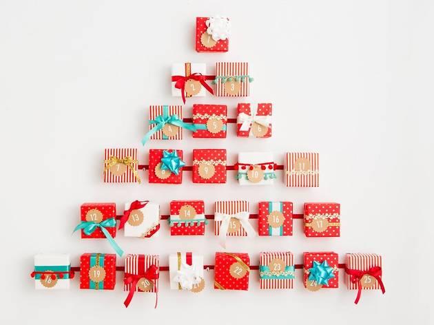 Os melhores calendários do advento para este Natal