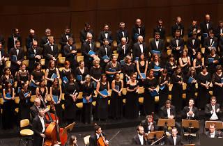 Coro sinfonico e infantil Lisboa Cantat