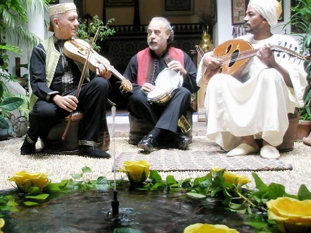 Concerto de Eduardo Paniagua Ensemble