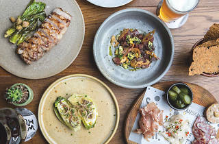 Salted & Hung's Festive Menus