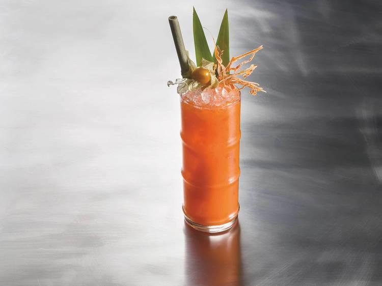 Uma lista de cocktails para o Inverno
