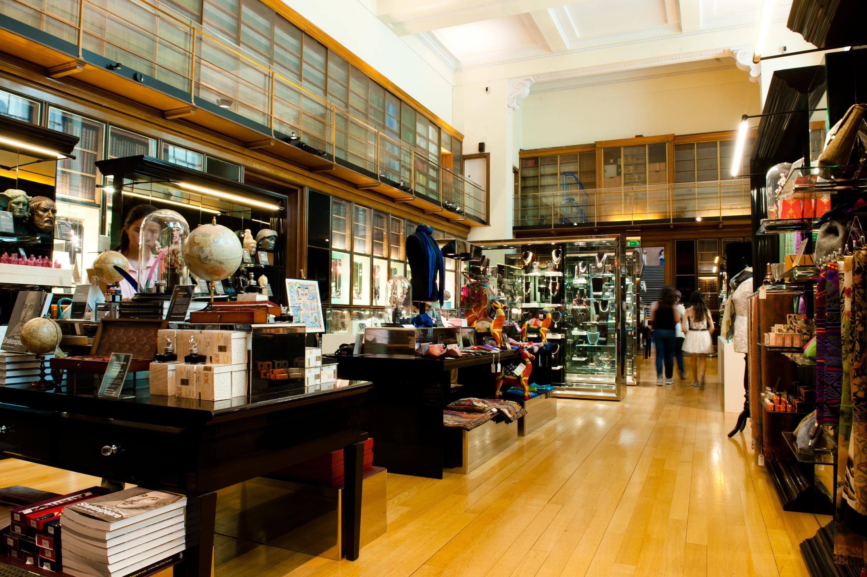 British Museum - Grenville Room