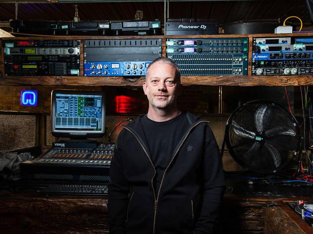 Matt Smith, Fabric sound engineer