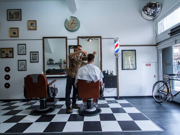 Barbearia Orlando