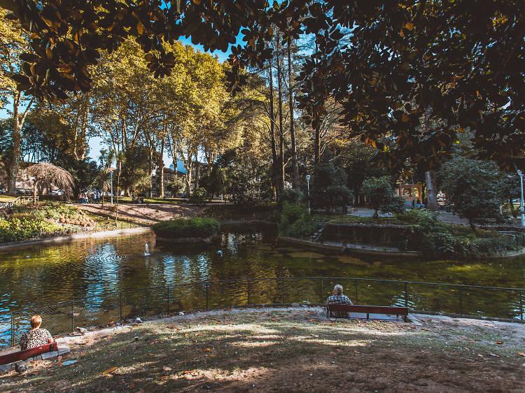 Os melhores parques e jardins no Porto