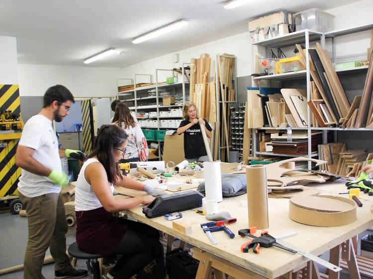 Implemente projectos no Porto Design Factory
