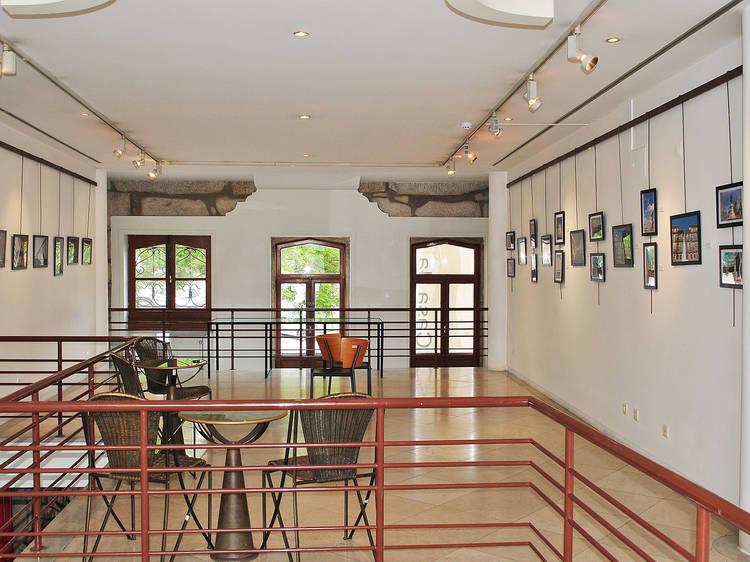 Faça uma visita à Casa da Cultura de Paranhos