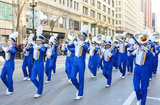 Chicago Thanksgiving Parade 2017
