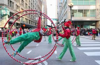 Chicago Thanksgiving Parade 2017