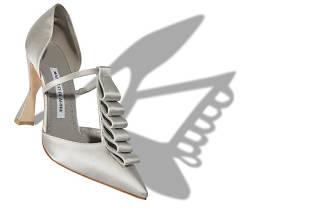 Manolo Blahník. El arte del zapato