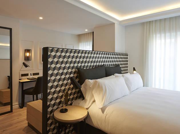 Experiència de luxe en Junior Suite amb vistes al mar