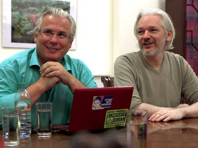 Garzón/Assange. Festival de Cine y Derechos Humanos