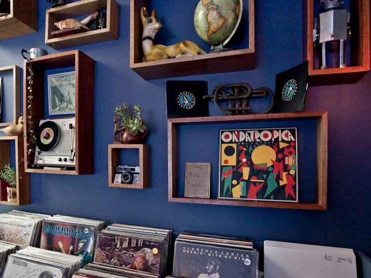 Suzie Q Coffee and Records