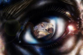Through the Artist's Eyes, by Jade Kennedy