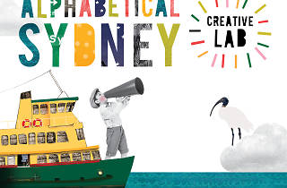 Cover image for book Alphabetical Sydney