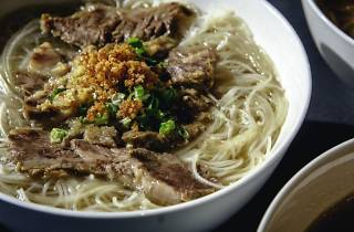 cow wow beef brisket noodles