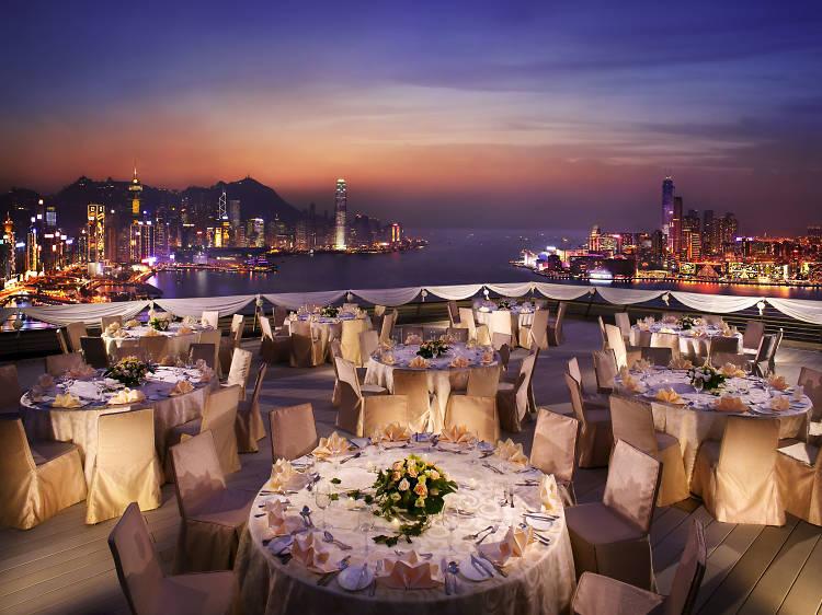Best rooftop venue – Harbour Grand Hong Kong