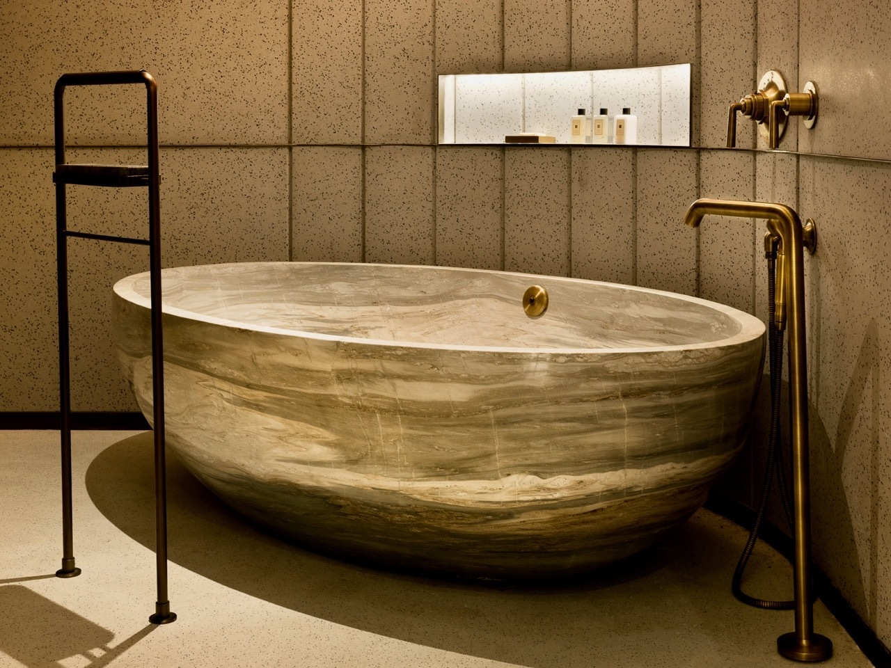 The most expensive hotel bathtubs in Hong Kong