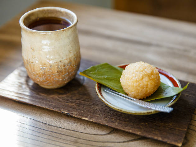 The best places for green tea in Tokyo