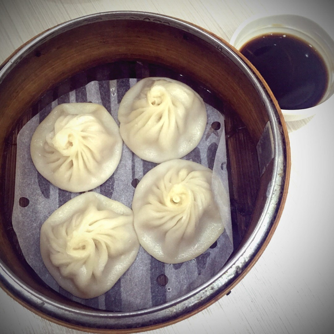 shanghai dim sum dumplings