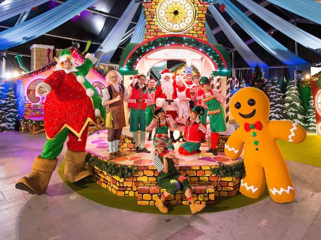 A Universal Christmas