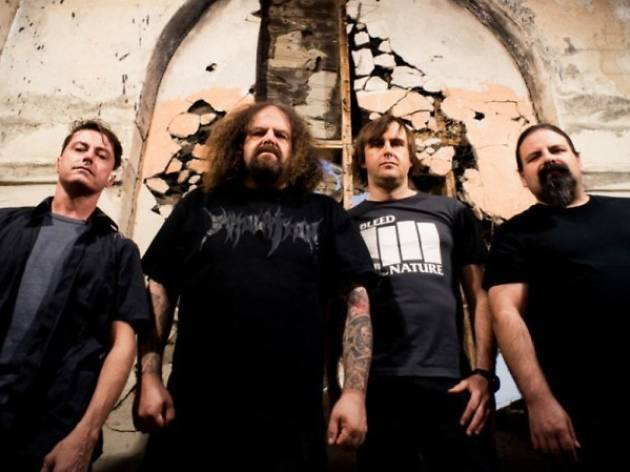 Napalm Death + Looking For An Answer + Deathrite
