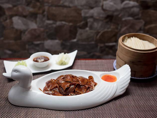 Quanjude - Pato à Pequim