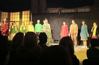 Charlie Brown Christmas Special Live