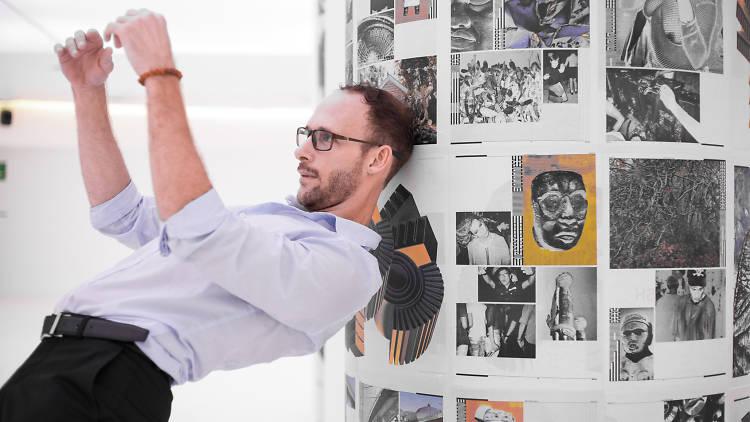 Edisel Cruz González se presenta en Bellas Artes con El espectador