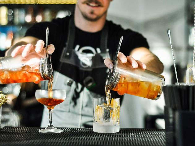 The best whiskey bars in Austin