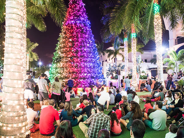 Christmas events in Miami