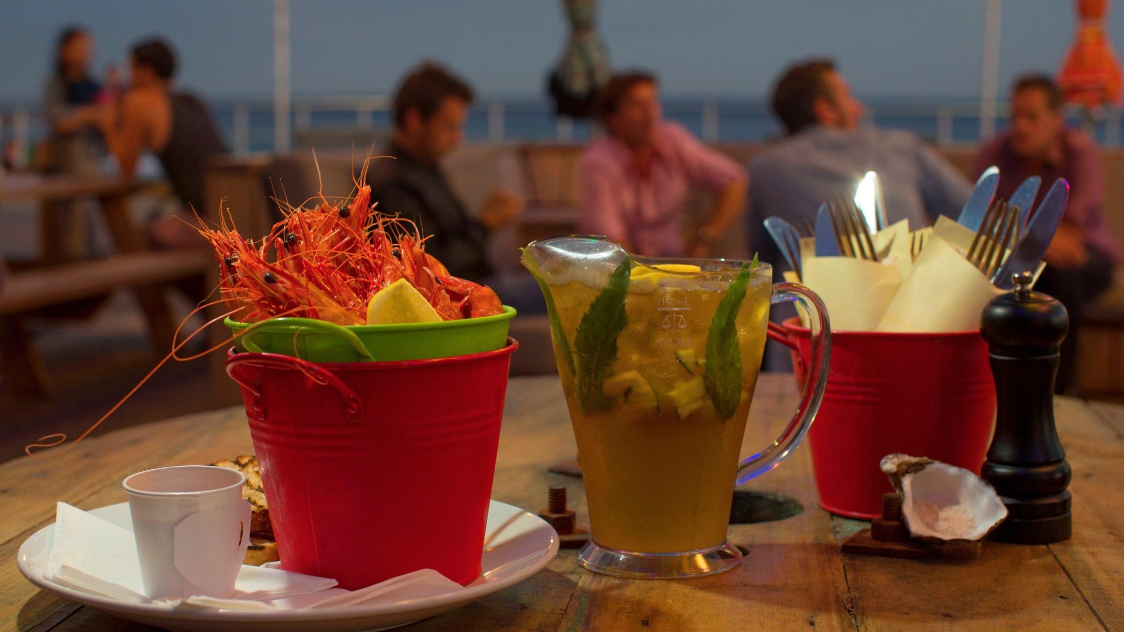 The Bucket List Bar and Eatery