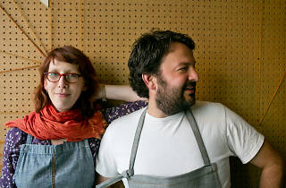 State Bird Provisions Cookbook Launch at Rustic Canyon