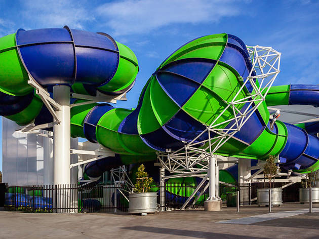 WaterMarc Aquatic and Leisure Centre